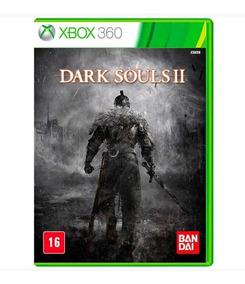 Dark Souls 2 - Xbox 360 - Novo- Mídia Fisica - Lacrado