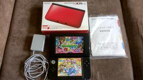Nintendo 3ds Ll Japonês. Com Carregador Original.