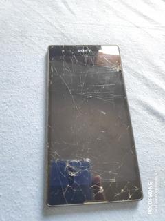 Sony Xperia T2 Ultra Com Defeito
