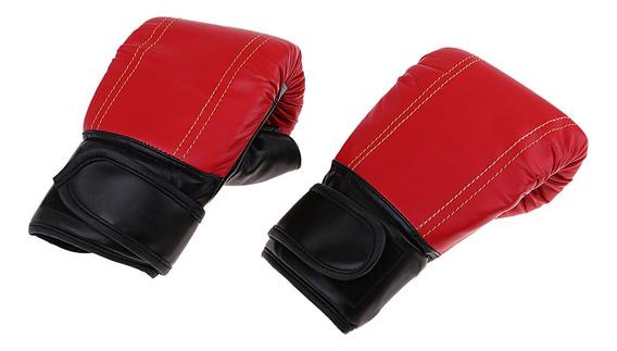 Taekwondo Luvas De Treinamento De Boxe Muay Thai Sparring Pu