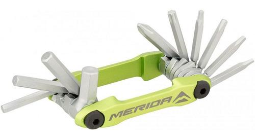 Herramienta Bicicleta Merida Multi Tool 4302 10 Func - Racer