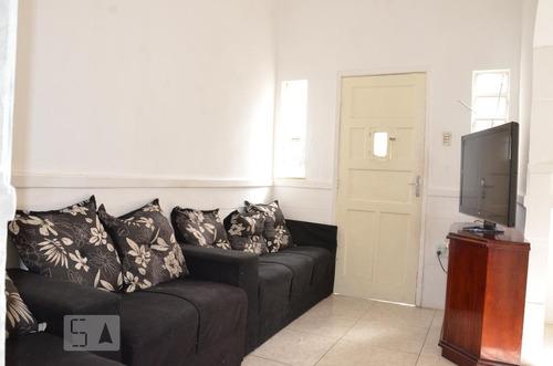 Casa Para Aluguel - Quintino Bocaiúva, 3 Quartos,  80 - 893261759