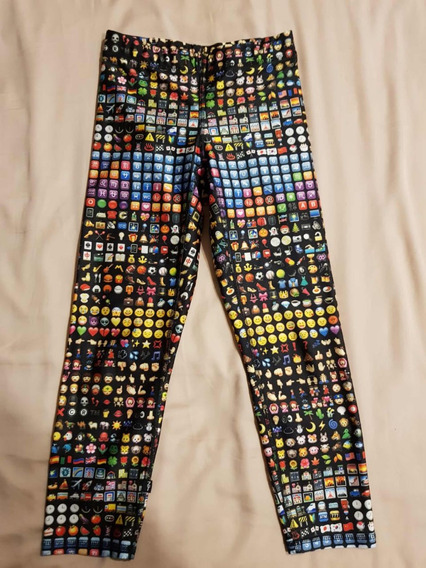 Leggings Zara Terez Emoji.