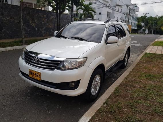 Toyota Fortuner Automatica Mod. 2012 85.000 Km Como Nueva