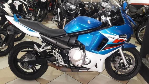 Gsx 650f 2011