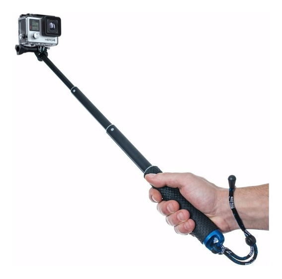 Bastão Extensor Alumínio Monopod Selfie Gopro Hero - Gp199