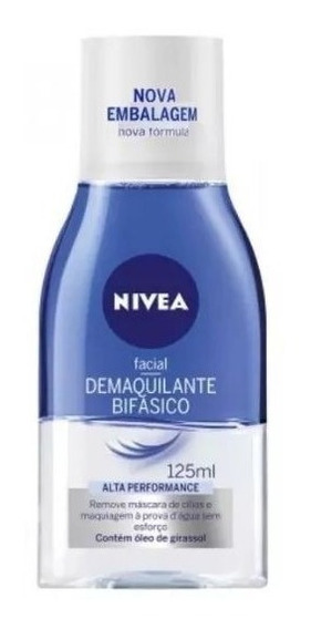 Nivea Facial Demaquilante Bifásico 125ml