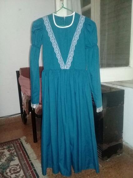 Vestido Dama Antigua Talle 14
