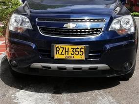 Chevrolet Captiva Sport 4x4 At 6 Airbag Versión Limitada