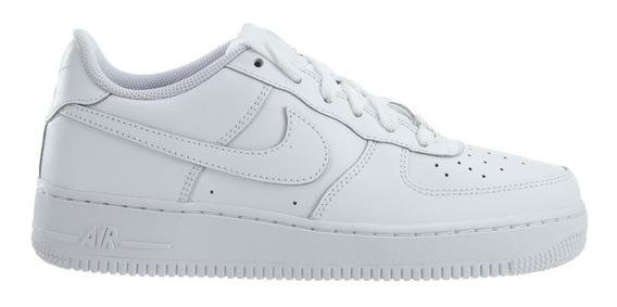 Zapatillas Nike Air Force 1 Gs Para Mujer - Blanco