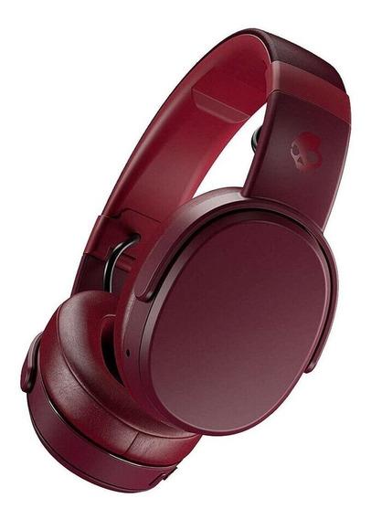 Audífonos inalámbricos Skullcandy Crusher Wireless deep red