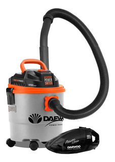 Combo Aspiradora De Polvo Y Agua Daewoo Davc90-15l + Aspirad