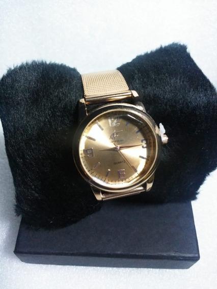 Lindo Relógio Feminino Swordfish De Luxo.