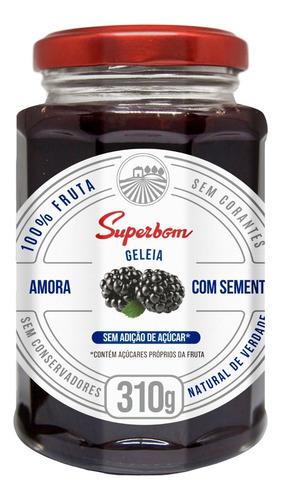 Geleia De Amora 310g - Superbom