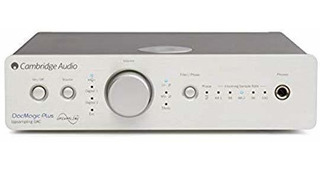 Preamplificador Audio Dac De Cambridge - Dacmagic Plus