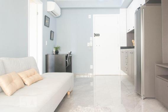 Apartamento Para Aluguel - Panamby, 1 Quarto, 40 - 893116671