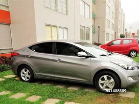 Hyundai Elantra 2014 Semi Nuevo !