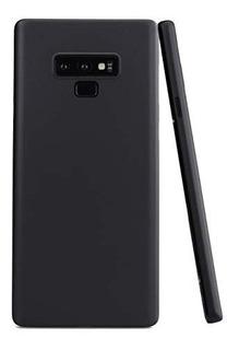 Samsung Galaxy Note 9 Mnml Caja Mate Negro