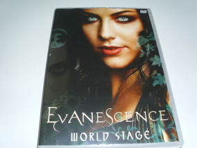 Dvd Musical Evanescence Woeld Stage ! Original !