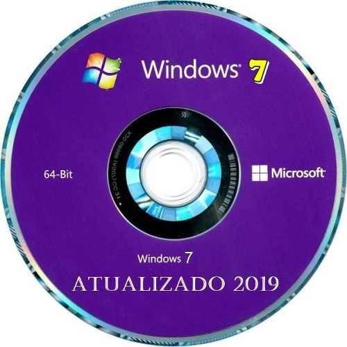 Cd Dvd Formatação Windows 7 64 Bits Atualizado 2019