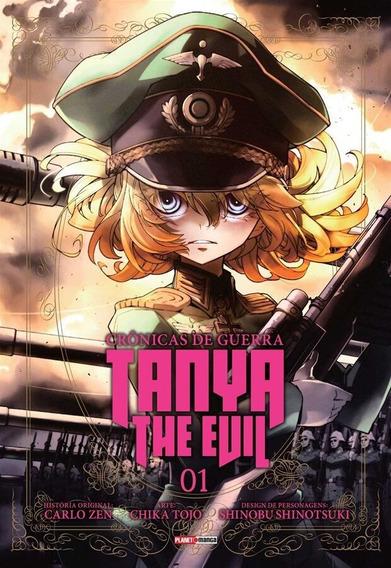 Tanya The Evil: Crônicas De Guerra - Ed. 1