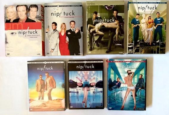Colecao Nip Tuck 1 2 3 4 5 -6 Temporada Completa - Original