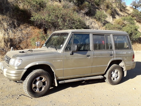Hyundai Galloper Ii Turbo Cabina Larga, Full