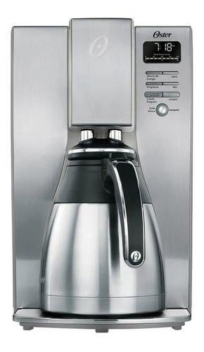 Cafetera Oster Gourmet Collection BVSTDC4411 automática plata de filtro 220V