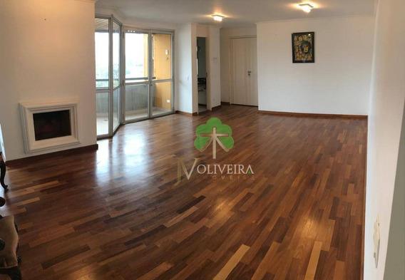 Apartamento Com 3 Dormitórios, 194 M² - Venda Por R$ 750.000,00 Ou Aluguel Por R$ 2.680,00/mês - Vila Andrade - São Paulo/sp - Ap1523