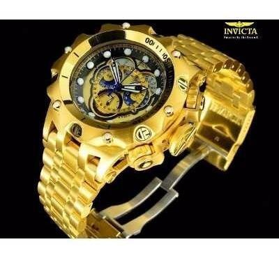 Relógio Invicta Venom Hybrid 16804 Dourado