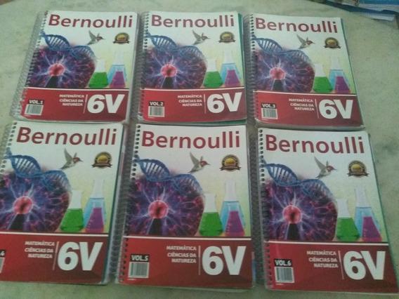Bernoulli 6v Matemática/ciências Da Natureza Vol 1 2 3 4 5 6