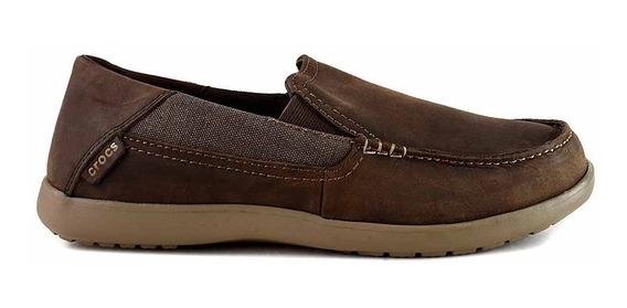 Mocasin Alpargata Crocs Hombre Confort Goma Moda Hcal00720