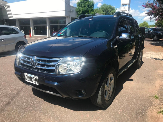 Renault Duster 2.0 Luxe Gps 4x2 No 4x4 Full F100 #mkt11026