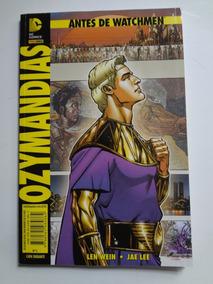 Gibi Antes De Watchmen N° 6 Ozymandias
