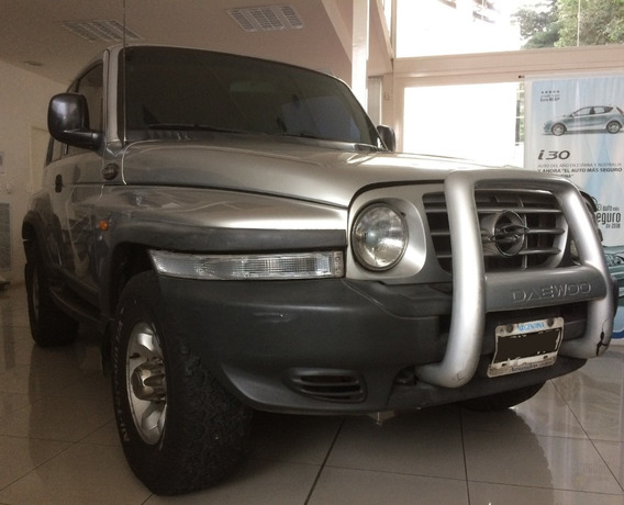 Ssangyong Korando 602 El - Jeep