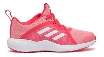 Zapatilla adidas Fortarun X Kids Rosa Glo