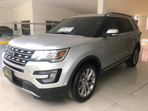 Ford Explorer Limited 4x4 At 2017