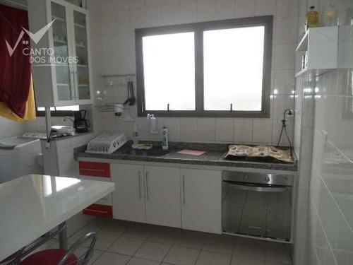 Imagem 1 de 23 de Apartamento Com 1 Dorm, Canto Do Forte, Praia Grande - R$ 180.000,00, 49m² - Codigo: 94 - V94