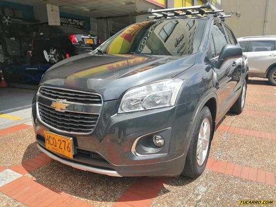 Chevrolet Tracker Lt Lujo