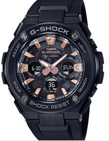 Reloj Casio G-shock Gst-s310bdd-1a Illuminator Time Square