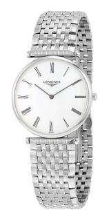 Reloj Longines La Grande Para Hombre, L47554116, Clásico,