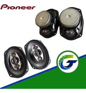 Cornetas Triaxiales 6x9 Pionner, Modelo Ts-a6992s De 460w