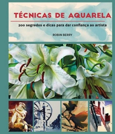 Tecnicas De Aquarela