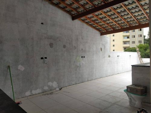 Cobertura Com 2 Dormitórios À Venda, 114 M² Por R$ 390.000,00 - Vila Marina - Santo André/sp - Co0329
