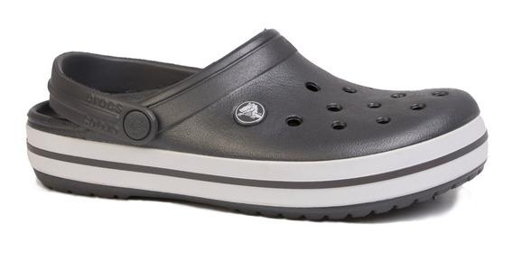 Sandalias Crocs Crocband Hombre Originales 2020 Moda Verano