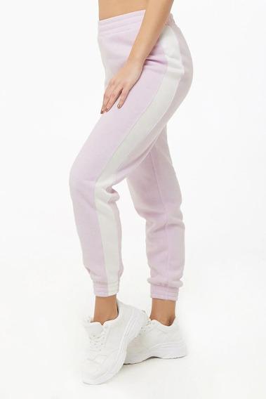 Pantalon Jogging Forever 21 Importado Mujer Talle S