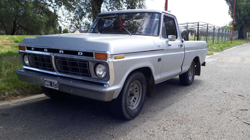 Ford F 100 Deluxe