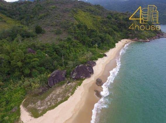 Juatinga Rj-terreno Beira Mar - Te0100