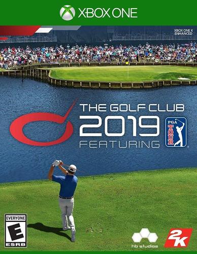 Xbox One The Golf Club 2019 Featuring Pga Tour / Fisico