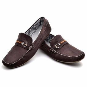 748cc0e1b Sapato Azul Jeans Masculino - Calçados, Roupas e Bolsas Violeta ...